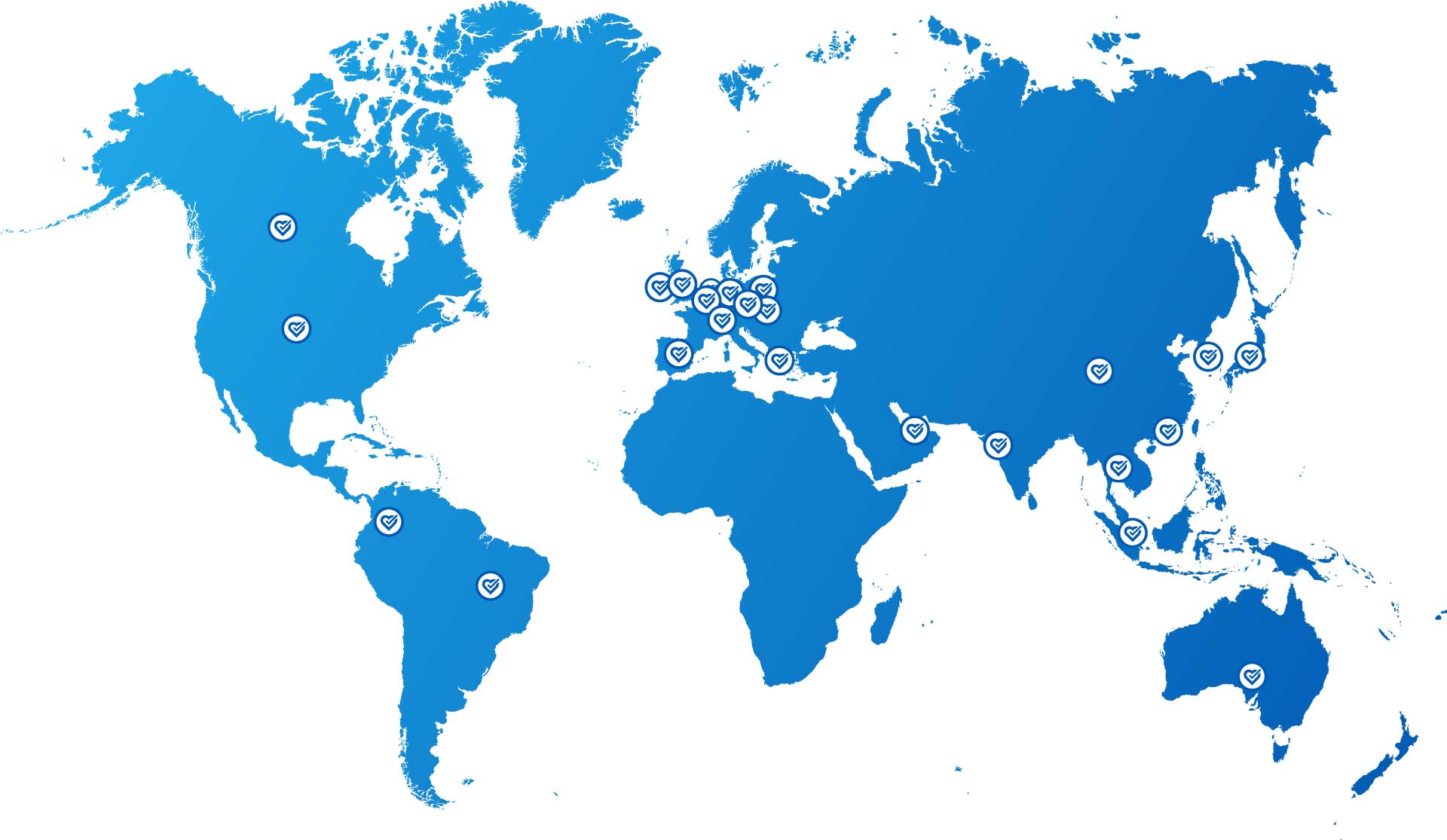 dacadoo across the globe